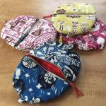 関美穂子型染め展11/11より倉敷アチブランチで開催されます。
