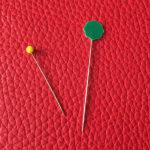 デニム&フェイクファー用のマチ針を知っていますか?