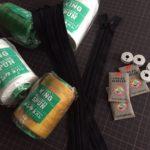 材料ショップ選:ミシン糸やファスナーなどはここがおすすめ